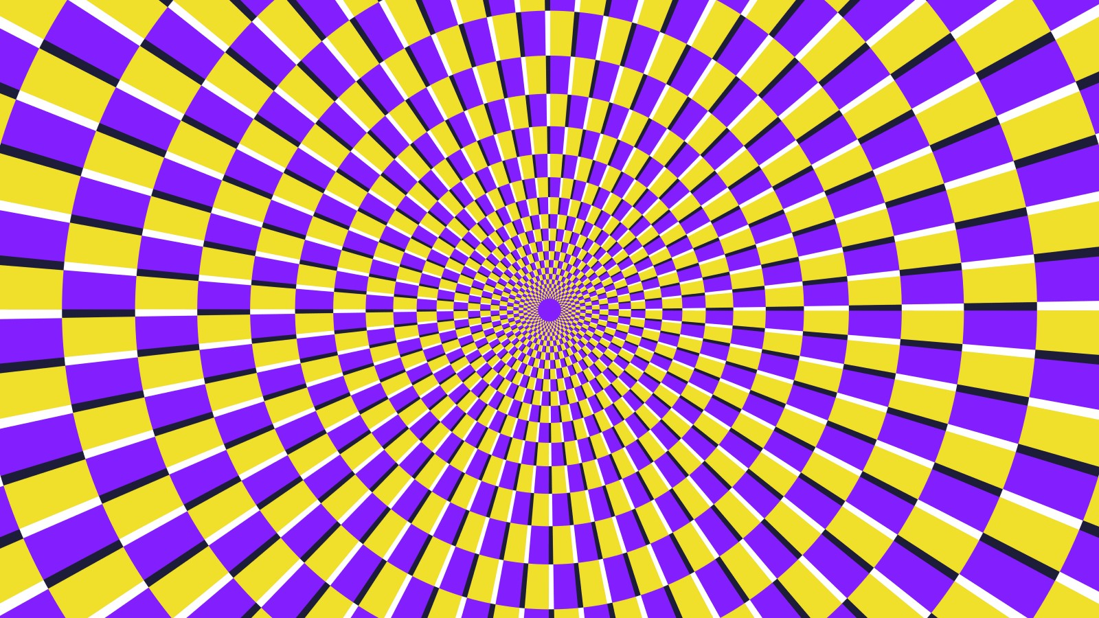 Just an illusion`