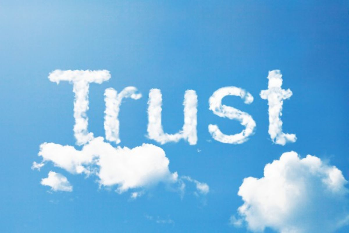 Testing times for trust